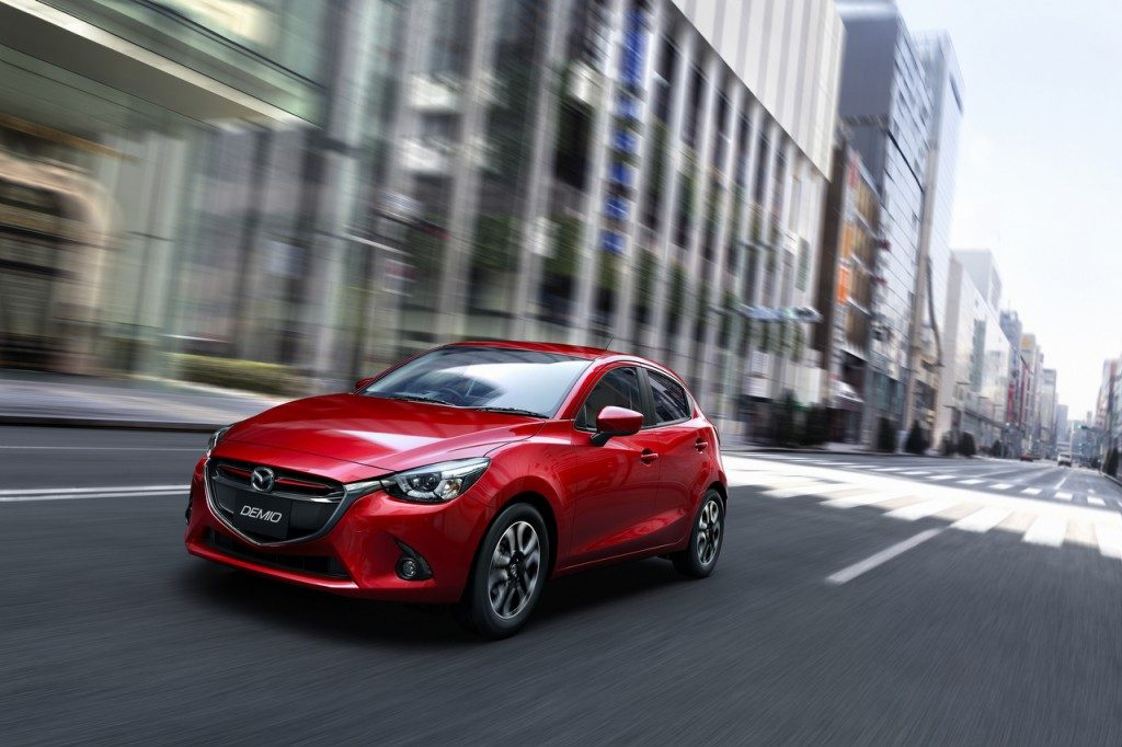 Ny Mazda 2 afsløret