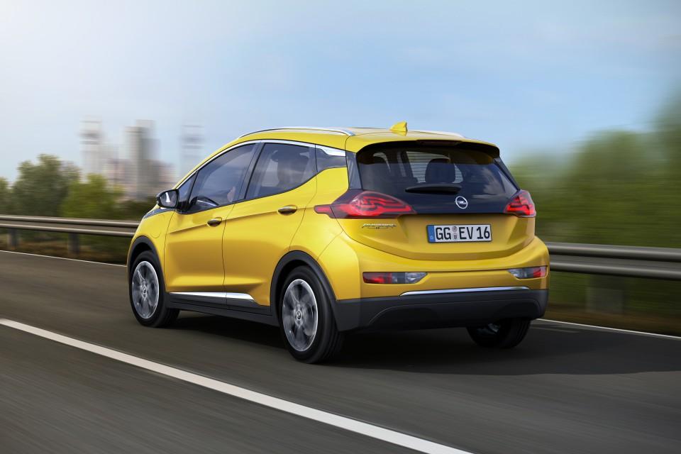 Ny Opel elbil i 2017