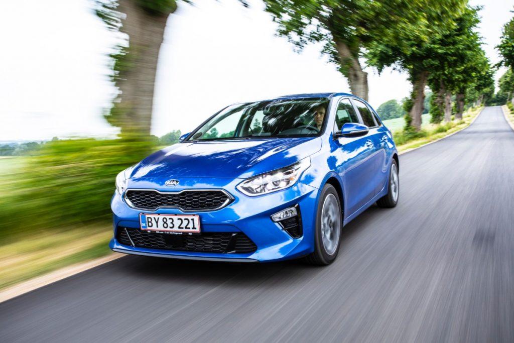 First Drive: Masser af forbedringer i ny Kia Ceed
