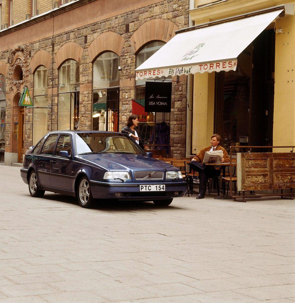 Volvo 440 fejrer 30 års jubilæum