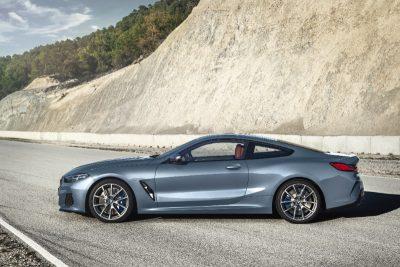 Nyt flagskib: Her er den helt nye BMW 8-serie Coupé