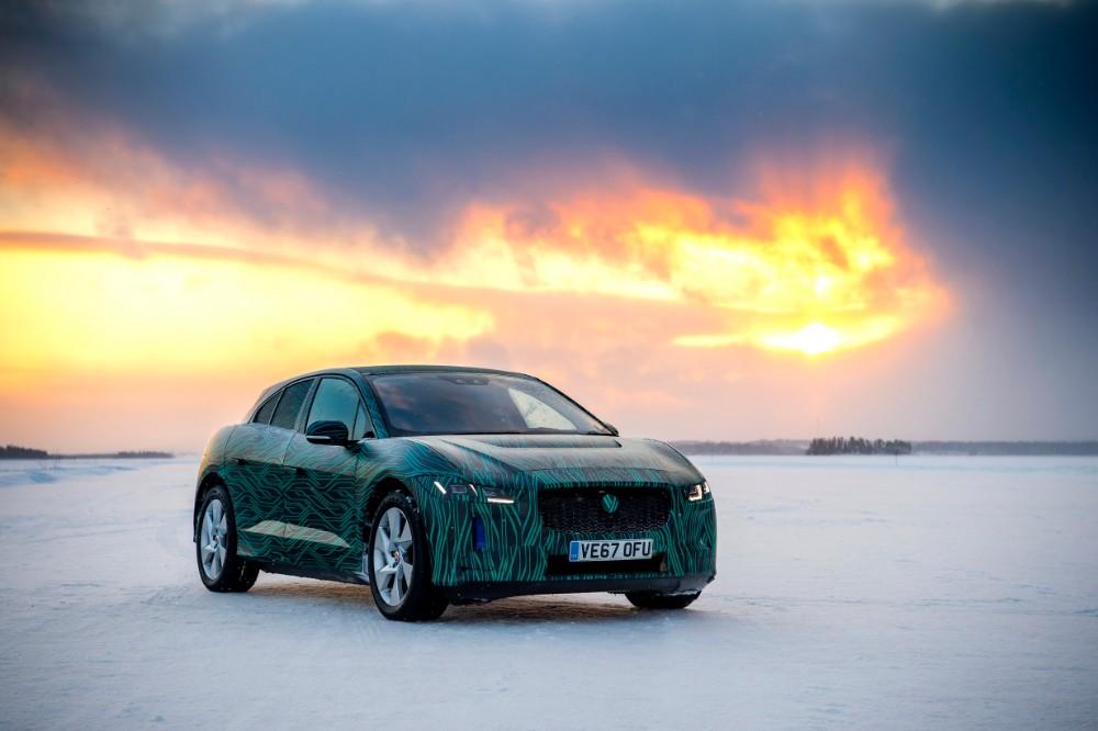 Ny el-Jaguar går fra 0-80 på 45 minutter