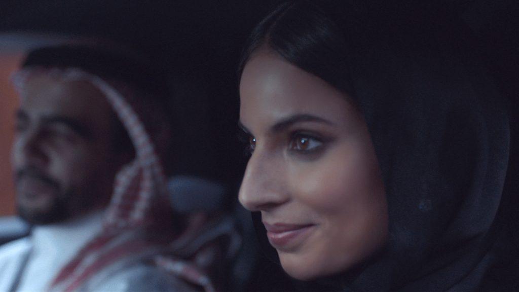 Saudiske kvinder får lov at køre bil