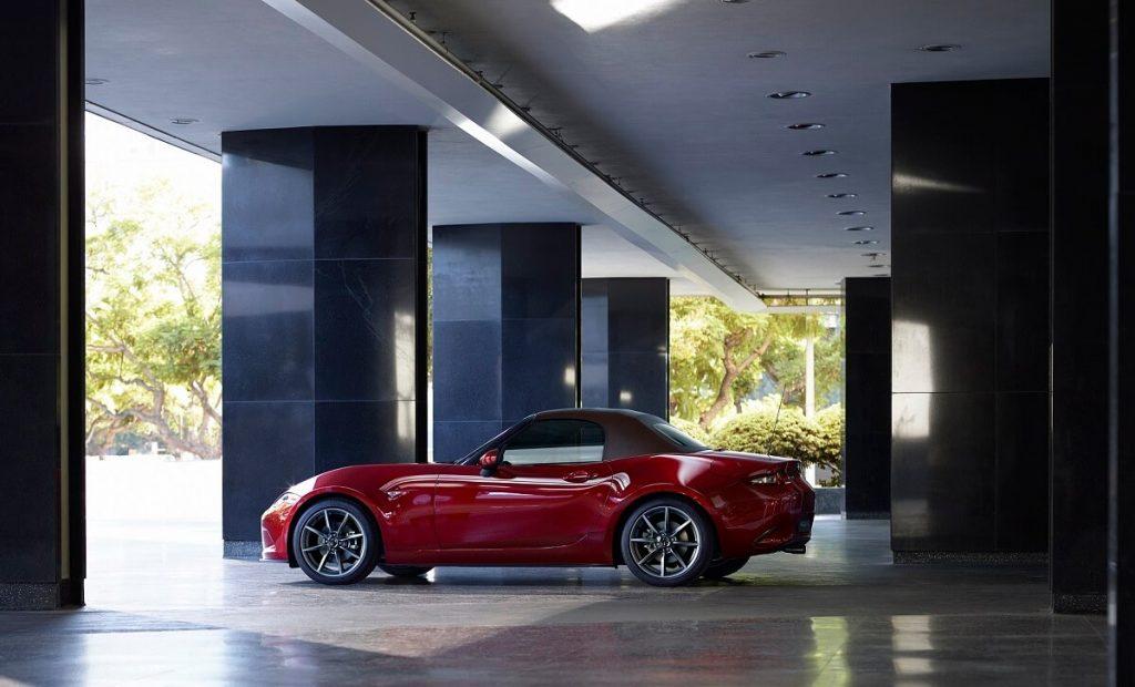 Mazda MX-5:  Flere omdrejninger, flere kræfter