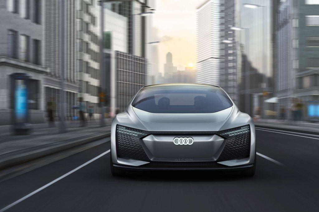 Audi's drøm: Vil sælge 800.000 elbiler i 2025
