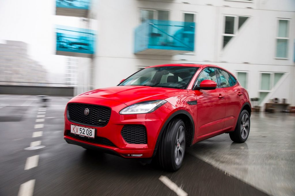 Ny motor skal sælge flere Jaguar e-Pace