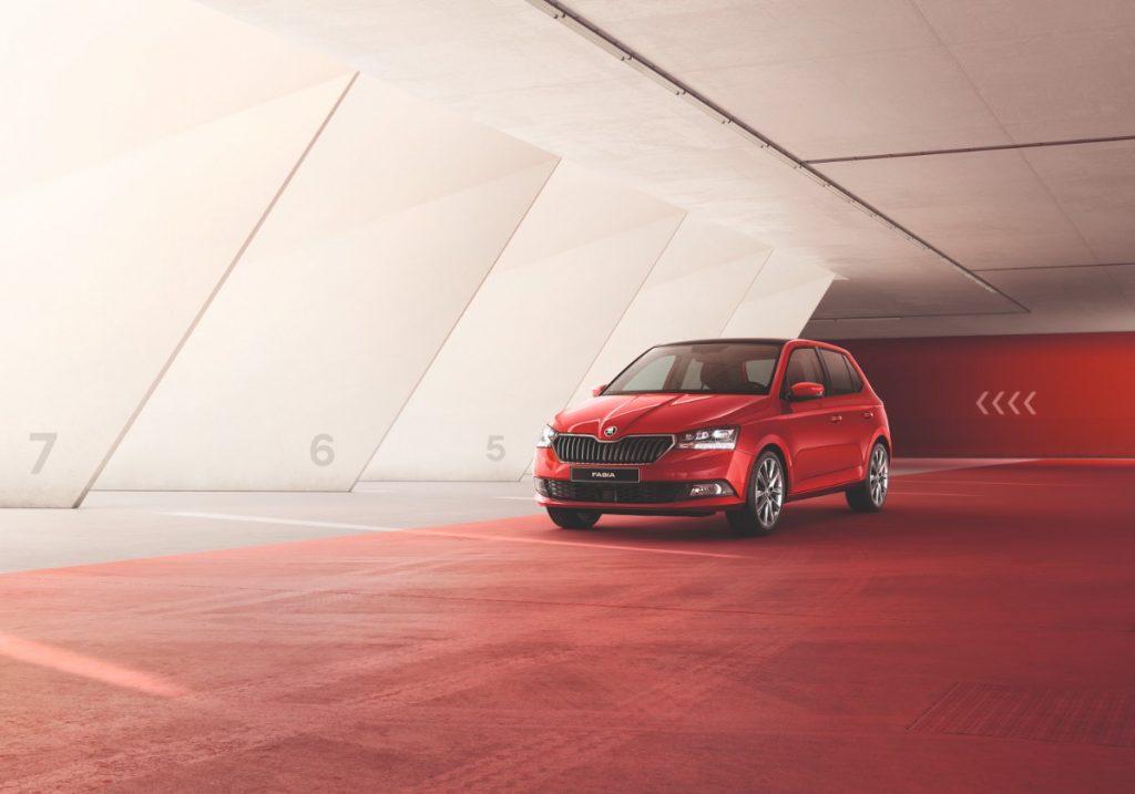 Ny Škoda Fabia får danmarkspremiere i september