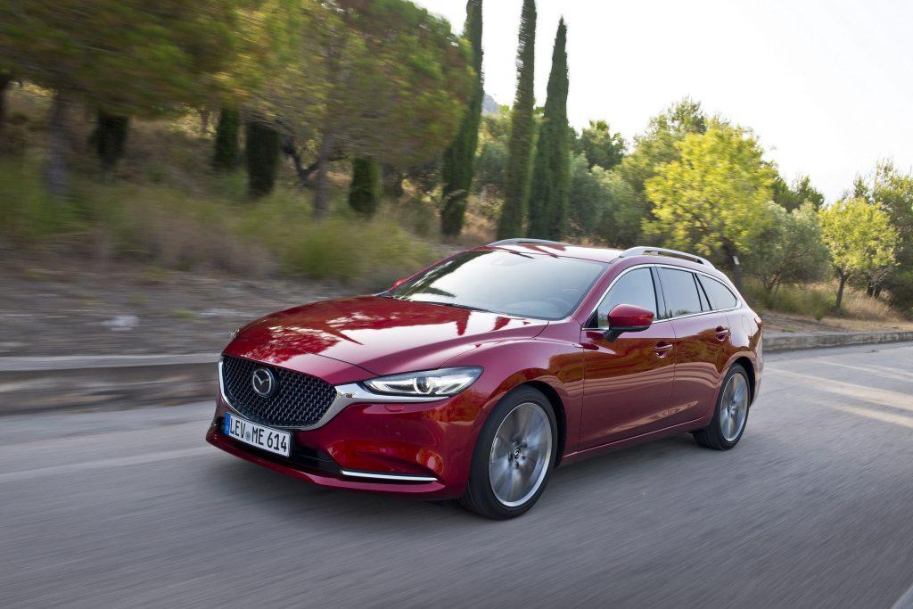Ny Mazda6 får danmarkspremiere