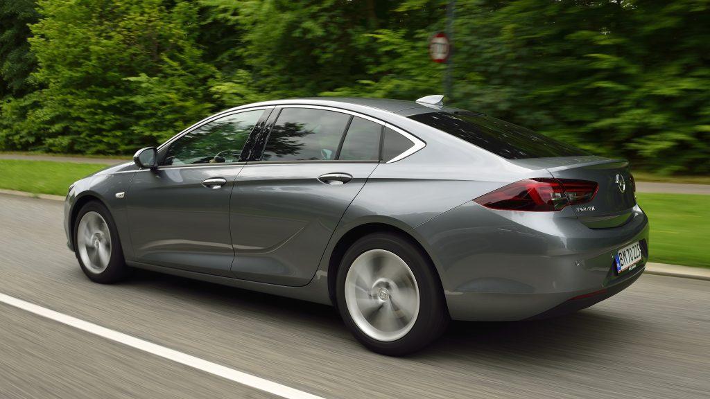 Opel Insignia får ny motor med 200 benzinheste
