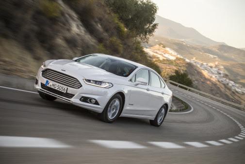 Sådan har du ikke set Ford Mondeo før! Ford introducerer Mondeo som hybrid i Danmark