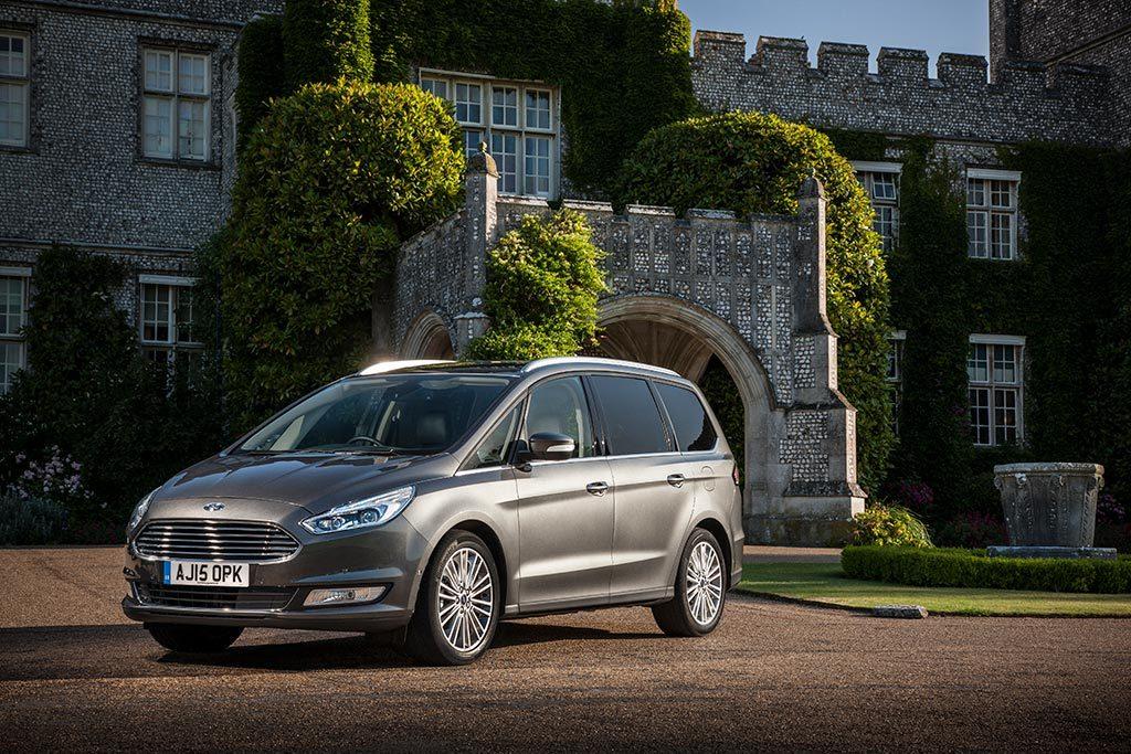 Ford S-MAX og Galaxy får to nye dieselmotorer