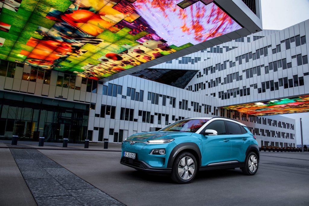 Så er der danske priser på Hyundai Kona electric