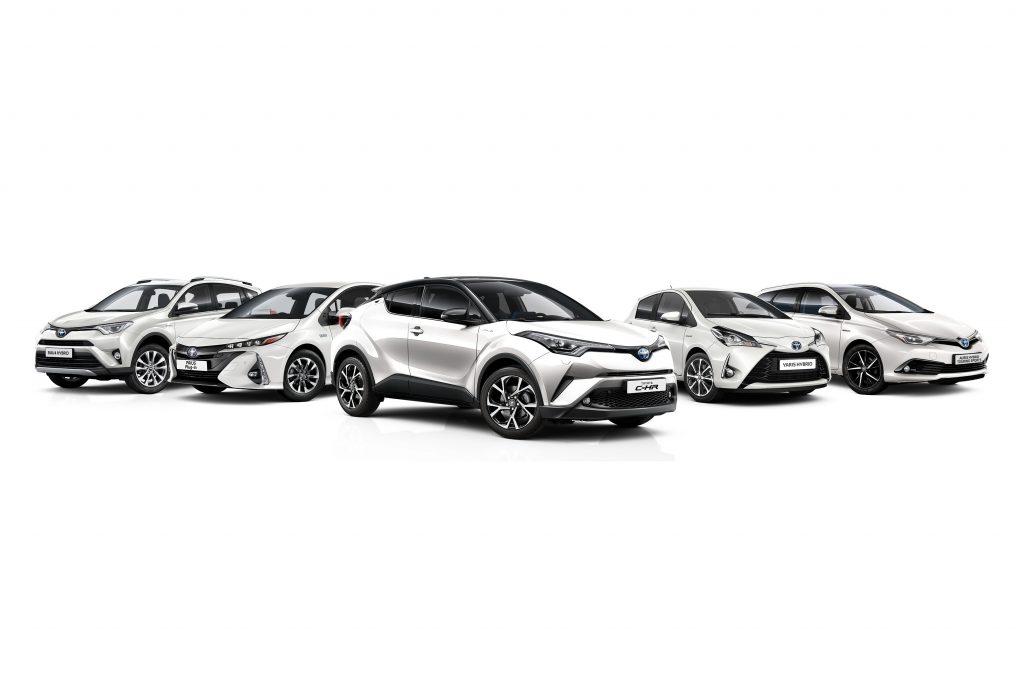 Efterårsudsalg hos Toyota