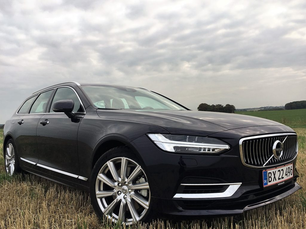 Volvo V90 T8 Twin Engine (2)