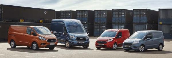 Ford præsenterer ny Transit-lineup – Nu kan du få plug-in-hybrid