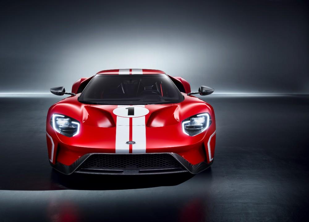Flere for Ford GT – produktionstallet sættes op