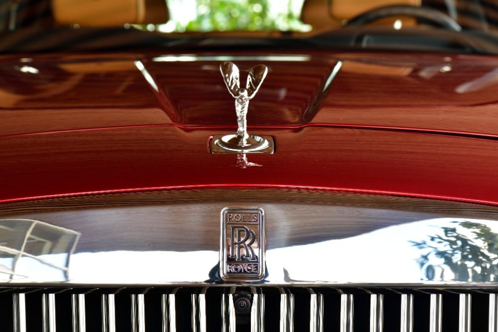 Rolls Royce Cullinan – det er ikke en SUV