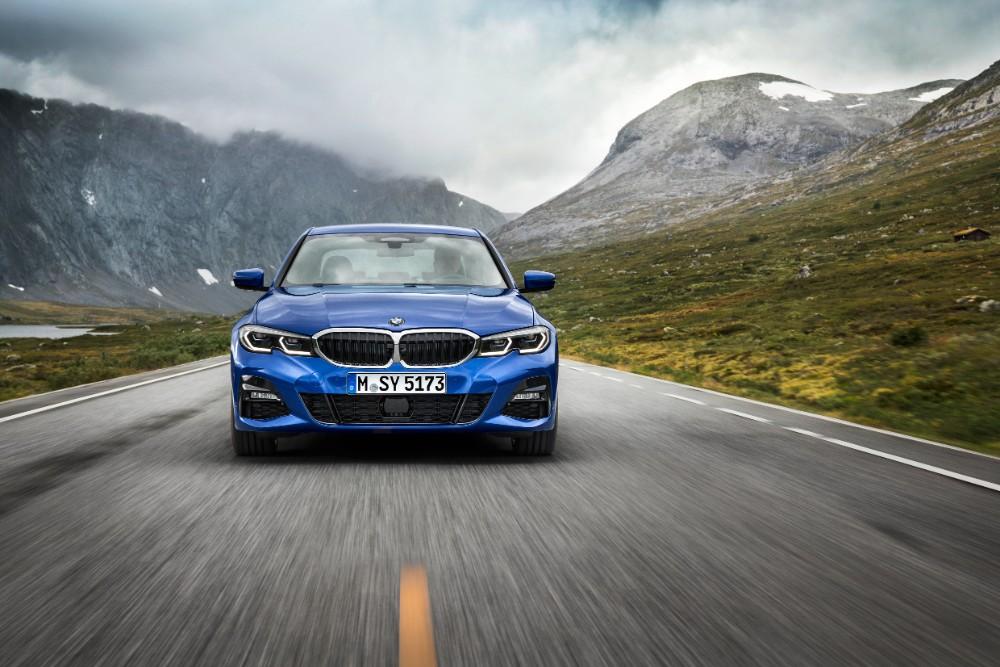 Længe ventet – her er den nye BMW 3-serie Sedan