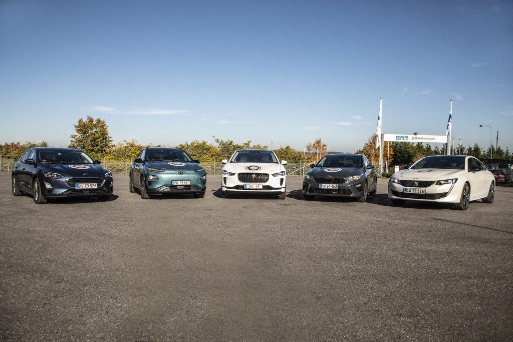 Årets Bil-finalister fundet