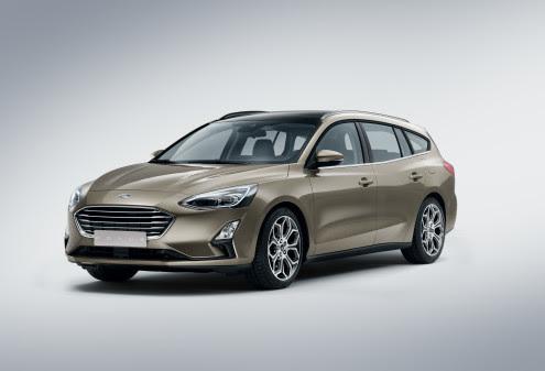 Kom og oplev Ford Focus Stationcar ved åbent hus i weekenden