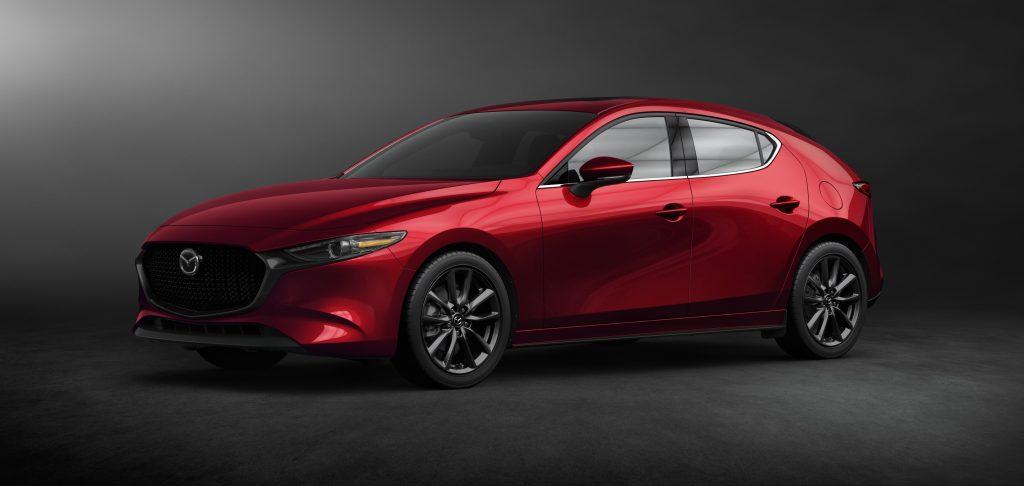 Endelig: Ny Mazda3 vist på Los Angeles Auto Show