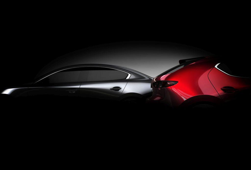 Snigpremiere: Ny Mazda3 debuterer på Los Angeles Auto Show