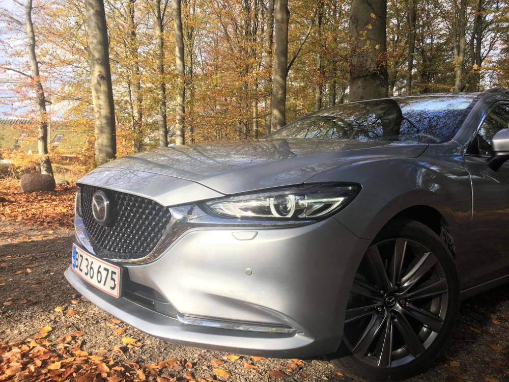 TEST: Faceliftet Mazda 6 kan stadig