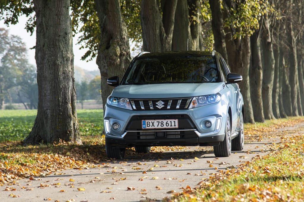 Minitest: Ny, sprød turbomotor og flottere front på Suzuki Vitara