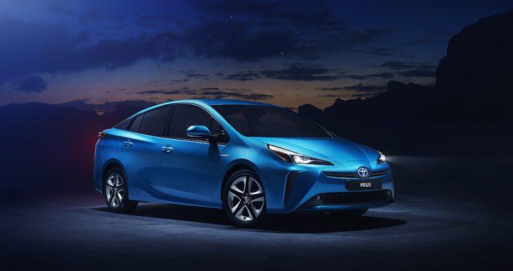 Lithium-Ion i faceliftet Toyota Prius