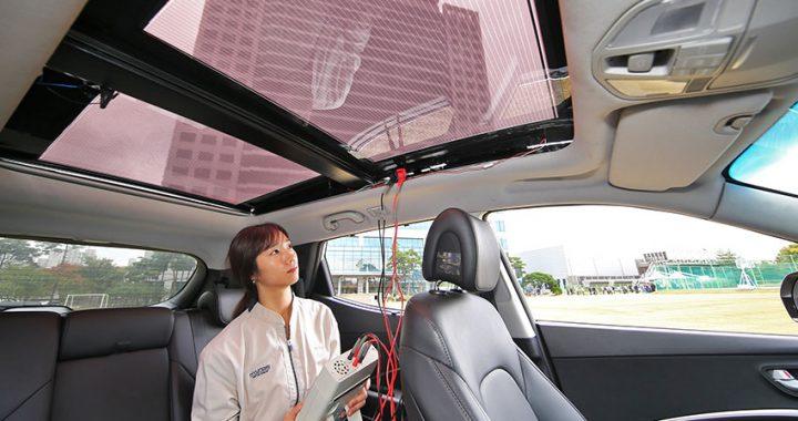 KIA og Hyundai går sammen – Fremtidens biler skal drives af solceller (næsten)