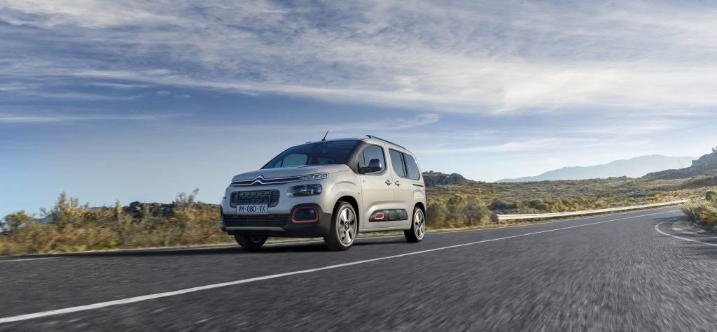 Jubel hos Citroën: Berlingo vinder Autobest 2019