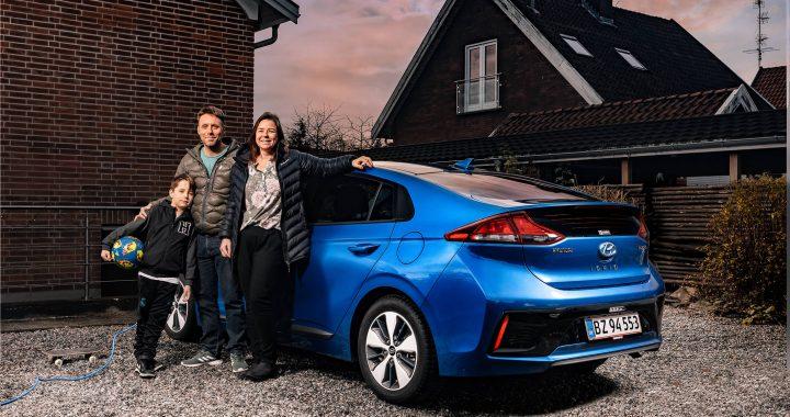 Hyundai tømmer lageret – Spar 14.000 kr. på Ioniq plug-in hybrid