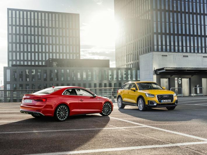 Euro NCAP: 10 stjerner til Audi