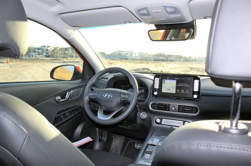 Instrumentering Hyundai Kona Electric 2019 (7)