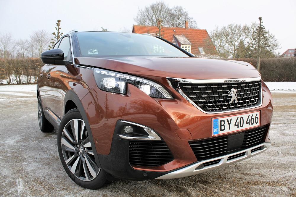 TEST: Peugeot 3008 – holder sig i form med ny dieselmotor