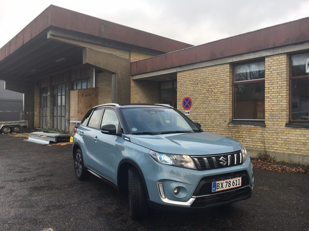 TEST: Frisk motor i faceliftet Suzuki Vitara