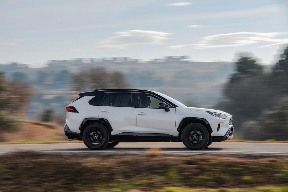 Ny Toyota RAV4 kommer under 300.000 kroner