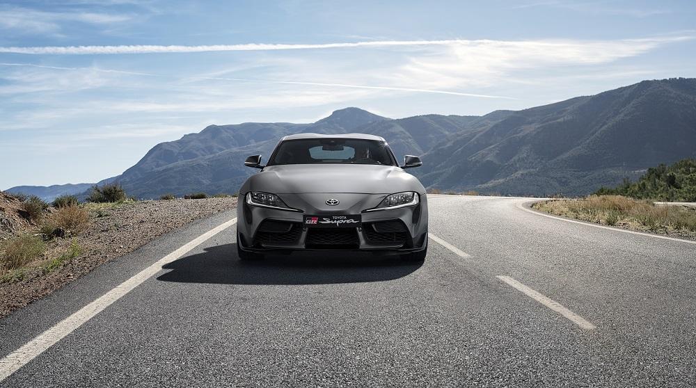 Så er det nu! Toyota afslører ny Supra