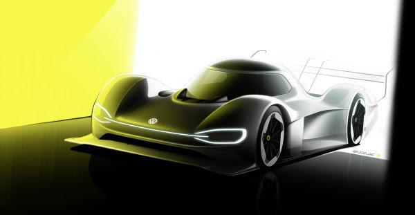Volkswagen vil sætte omgangssrekord på Nürburgring med ID. R