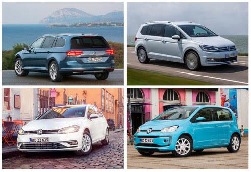 Hvilket bilmærke solgte flest biler i 2018?