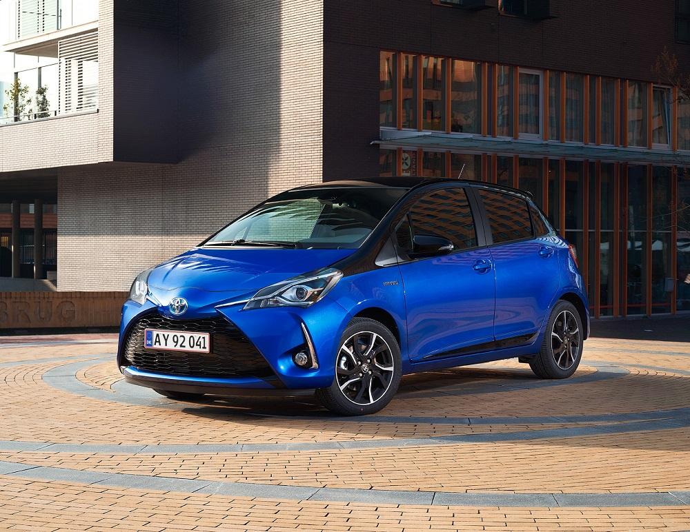 Rekordmange hybrider på vejene – De fleste er Toyota