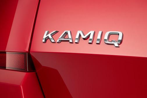 Škodas nye SUV hedder Kamiq