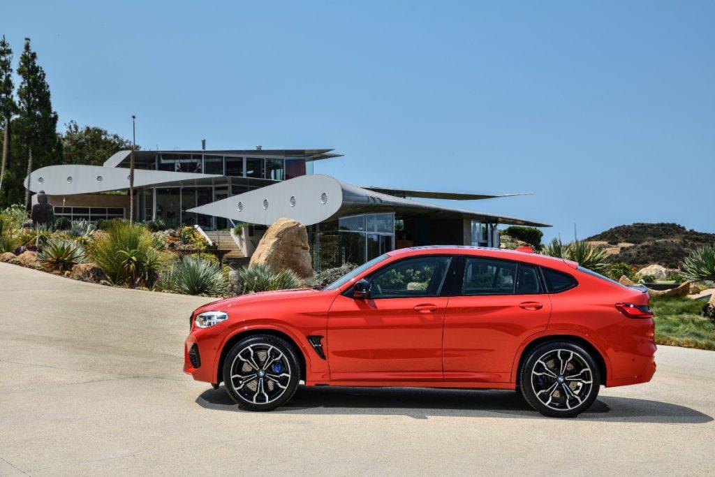 BMW er populære blandt leaingkunder