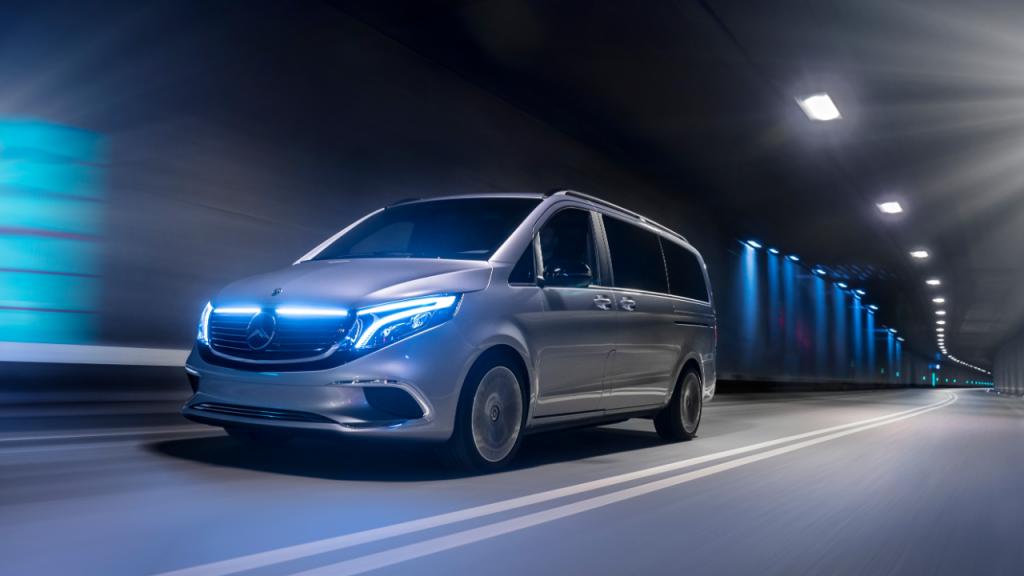 Mercedes-Benz Concept EQV-2