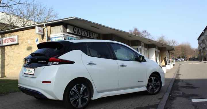 TEST: Nissan Leaf – el-bil pionéren