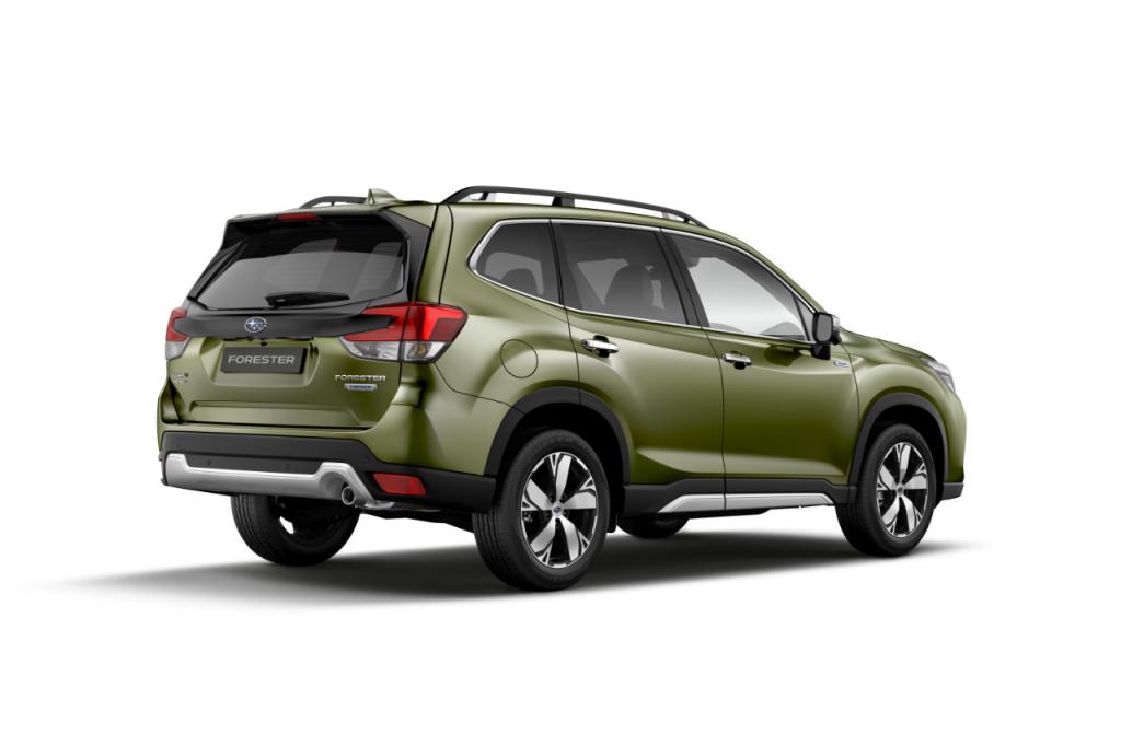 Ny Subaru Forester