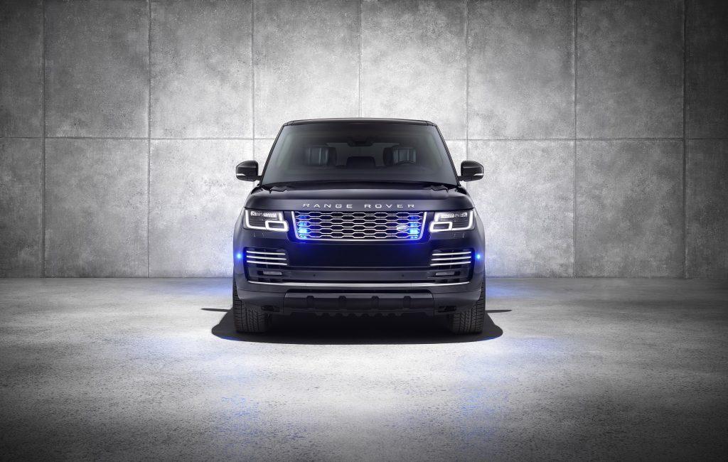 Bandeleder, krigsherre eller milliardær? Her er Range Rover Sentinel – en fæstning på fire hjul