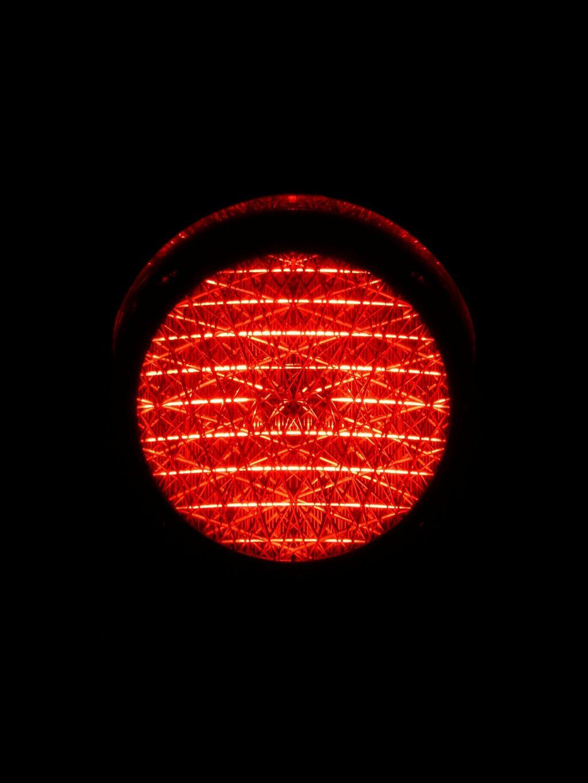 Rødt lys
