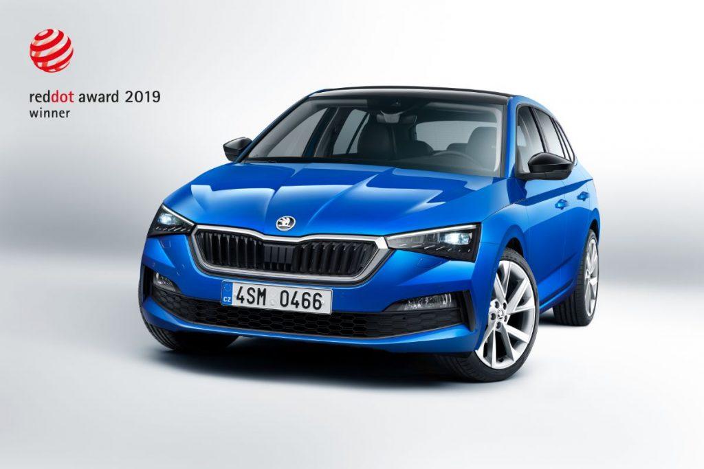 Škoda Scala får danmarkspremiere i weekenden 15.-16. juni