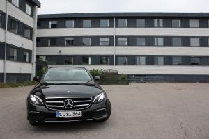 TEST: Mercedes-Benz 300 de